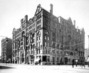 West Hotel 1900