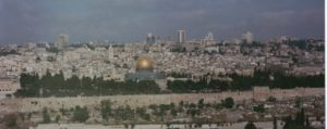 Holy land - Jerusalem